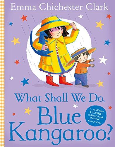 9780007161942: What Shall We Do, Blue Kangaroo?