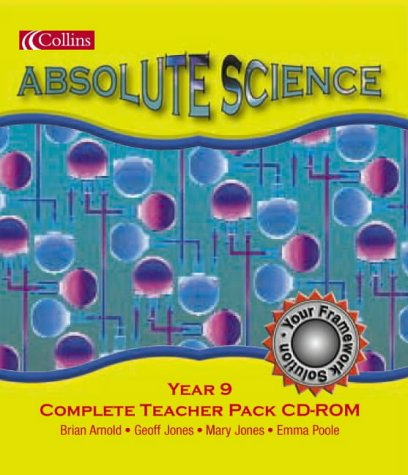 9780007162048: Absolute Science – Year 9 Complete Teacher Pack CD-Rom: Complete Teacher Resource
