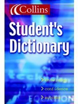 9780007162284: Collins Student's Dictionary