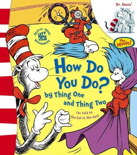 9780007162369: How Do You Do? By Thing One and Thing Two (Dr. Seuss' the Cat in the Hat)