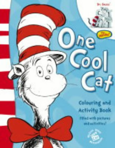 9780007162376: Dr. Seuss? The Cat in the Hat? ? One Cool Cat Colouring and Activity Book