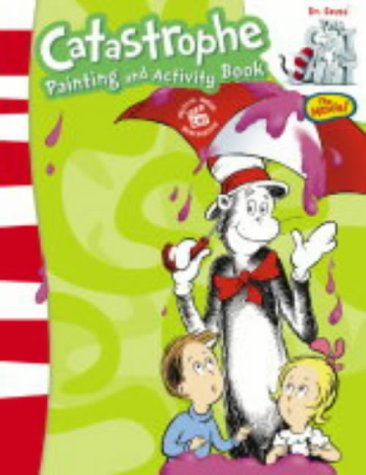 9780007162383: Dr. Seuss' The Cat in the Hat(TM) - Catastrophe Paint Box Book (Cat in the Hat Movie Tie in)