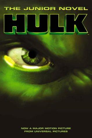 9780007162420: The Hulk - Junior Novelisation