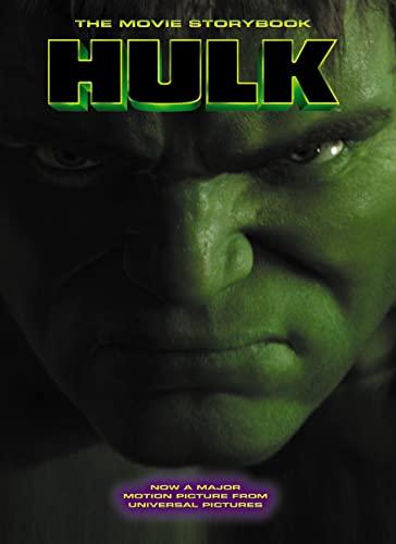 9780007162437: The Hulk: Movie Storybook