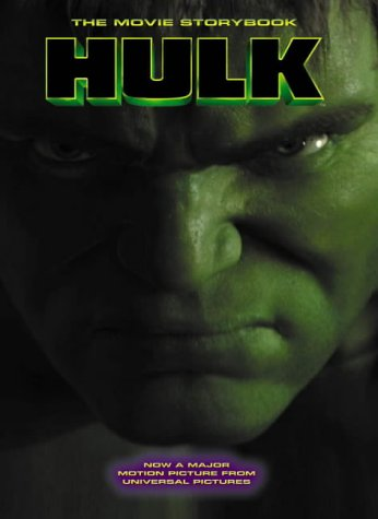 9780007162437: The Hulk: Movie Storybook