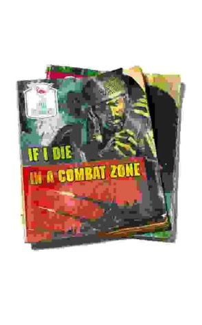 9780007162994: If I Die in a Combat Zone (1970s A Series)