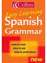 9780007163250: Collins Easy Learning Spanish Grammar