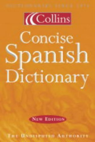 9780007163335: Collins Concise Spanish Dictionary