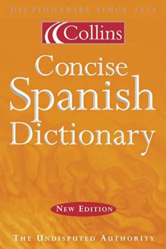 9780007163335: Collins Spanish-English, English-Spanish Dictionary = Collins Diccionario Espa~nol-Ingles, Ingles-Espa~nol