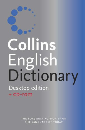 9780007163342: Collins Desktop English Dictionary: Desktop
