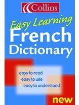 9780007163458: Collins Easy Learning French Dictionary
