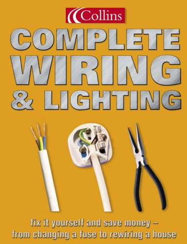 9780007164400: Collins Complete Wiring and Lighting