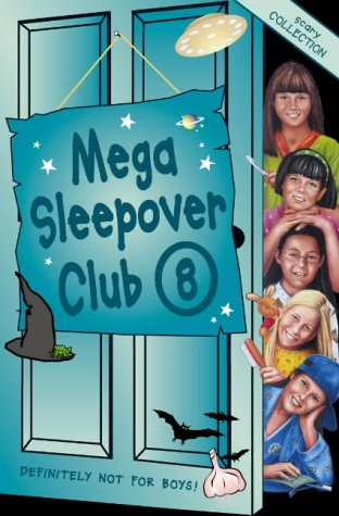 9780007164912: The Sleepover Club - Mega Sleepover 8: Sleepover Club Omnibus: No.8