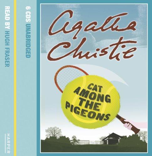 9780007164936: Cat Among the Pigeons: Cat Among the Pigeons Complete & Unabridged