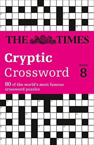 9780007165421: The Times Crossword, Book 8