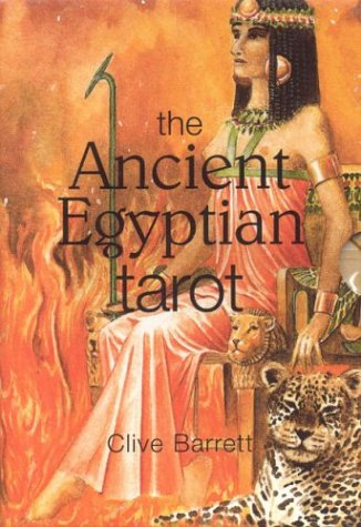 9780007165490: The Ancient Egyptian Tarot, 2nd Edition