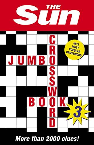 9780007165520: The Sun Jumbo Crossword Book 3: Bk. 3
