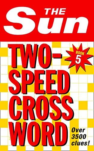 9780007165537: The Sun Two-Speed Crossword: Book 5 (Bk.5)