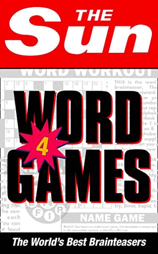 9780007165599: The Sun Word Games 4: The World's Best Brainteasers (Bk.4)