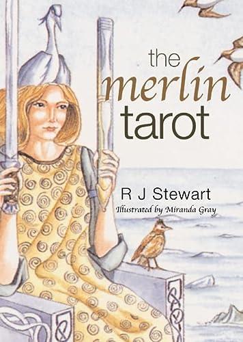 9780007165629: Merlin Tarot