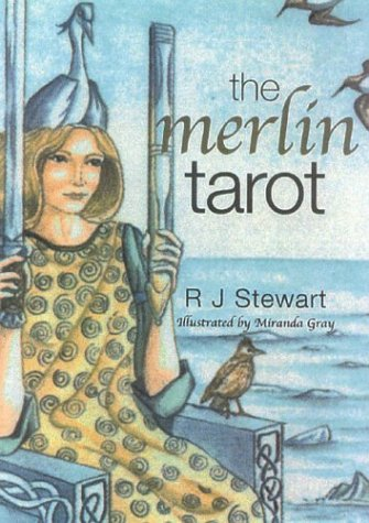 9780007165629: The Merlin Tarot, 2nd Edition