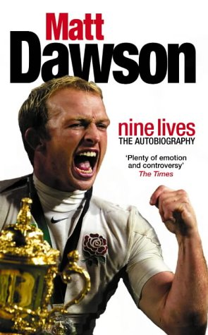 9780007165674: Matt Dawson: Nine Lives