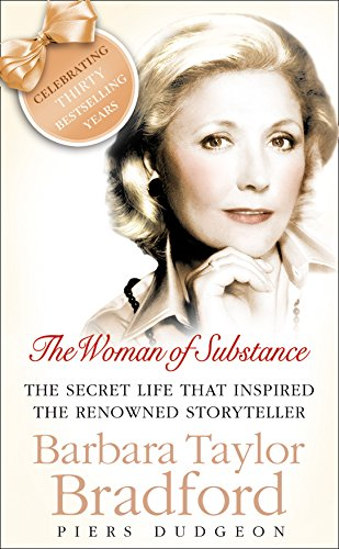 9780007165698: The Woman of Substance: The Life and Work of Barbara Taylor Bradford