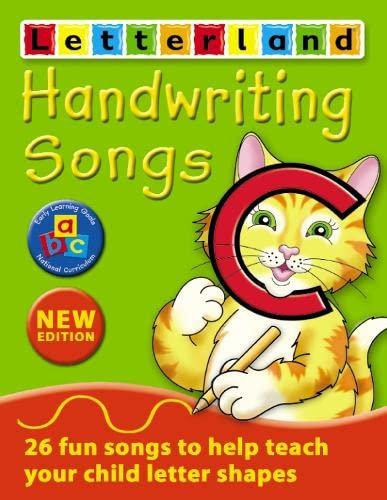 9780007166244: Handwriting Songs (Letterland)