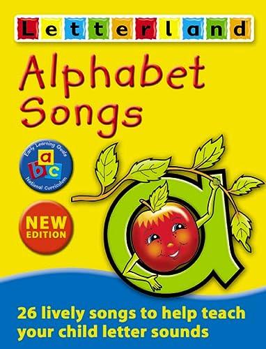 9780007166251: Alphabet Songs (Letterland)