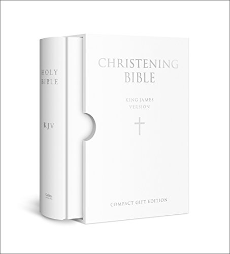 9780007166336: Holy Bible King James Version (KJV) Standard White (Christening Edition) (Bible Akjv)