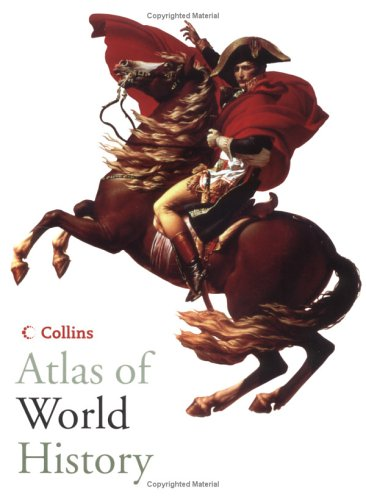 9780007166404: Collins Atlas of World History (Historical Atlas)