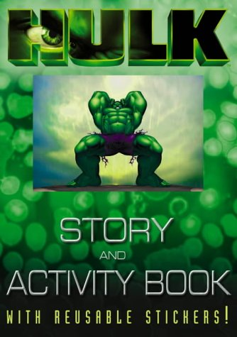 9780007166848: Story and Activity Book (The Hulk)