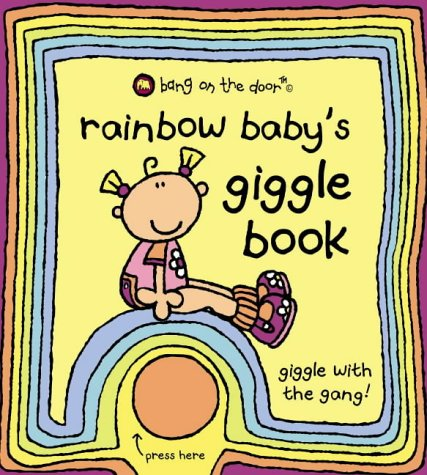 9780007166916: Rainbow Baby's Giggle Book: Baby Board Book