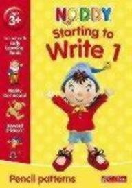 9780007166947: Noddy - Starting to Write 1: Pencil Patterns: Pencil Patterns Bk.1