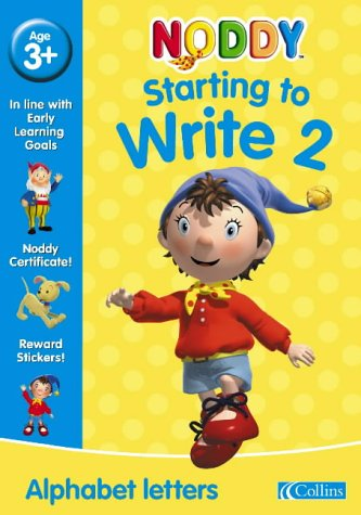 9780007166954: Starting to Write 2: Alphabet Letters (Noddy): Alphabet Letters Bk.2