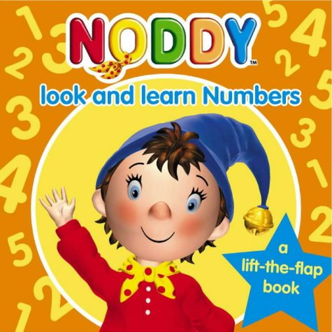 9780007166985: Noddy Look and Learn: Numbers Bk. 3 (Noddy Look & Learn)