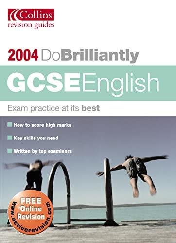 9780007167067: Do Brilliantly At - GCSE English