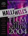 9780007167128: Halliwell's Film, Video and DVD Guide 2004
