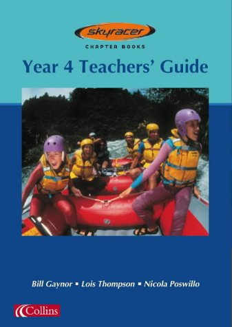9780007167203: Skyracer Blue - Year 4 Teacher's Guide: Blue Book Year 4