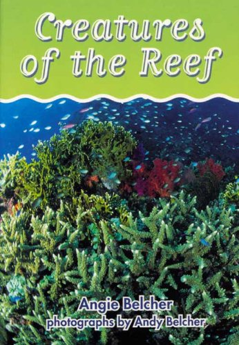 9780007167692: Skyracer Blue - Creatures of the Reef: Blue Book