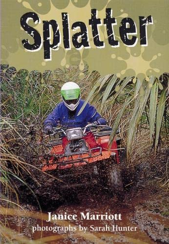 9780007167944: Skyracer Purple - Splatter: Purple Book