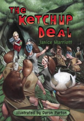 9780007169078: Skyracer Green - The Ketchup Deal: Green Book