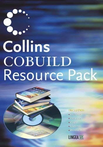 9780007169214: Cobuild on CD-Rom Resource Pack (Collins Cobuild)