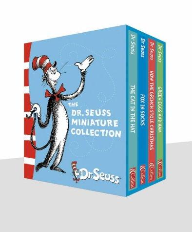 9780007169498: The Dr. Seuss Miniature Collection
