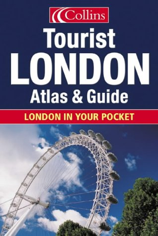 9780007169511: Tourist London Atlas and Guide