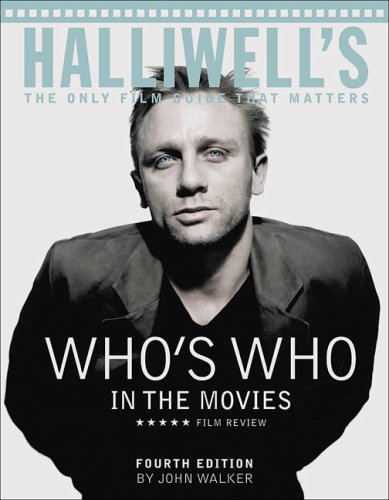 9780007169573: Halliwell's Who's Who in the Movies