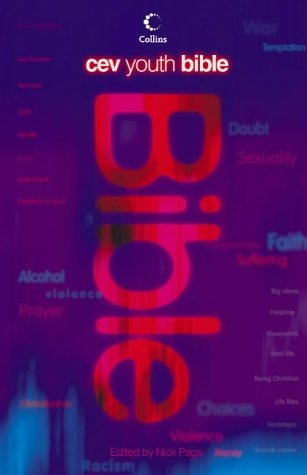 9780007169603: CEV Youth Bible : Contemporary English Version