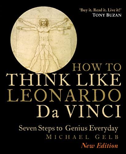 9780007169658: How to Think Like Leonardo da Vinci: Seven Steps to Genius Everyday