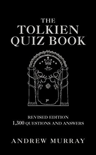 9780007169719: The Tolkien Quiz Book