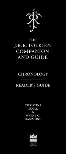 9780007169726: The J.R.R. Tolkien Companion & Guide: Chronology AND Reader's Guide